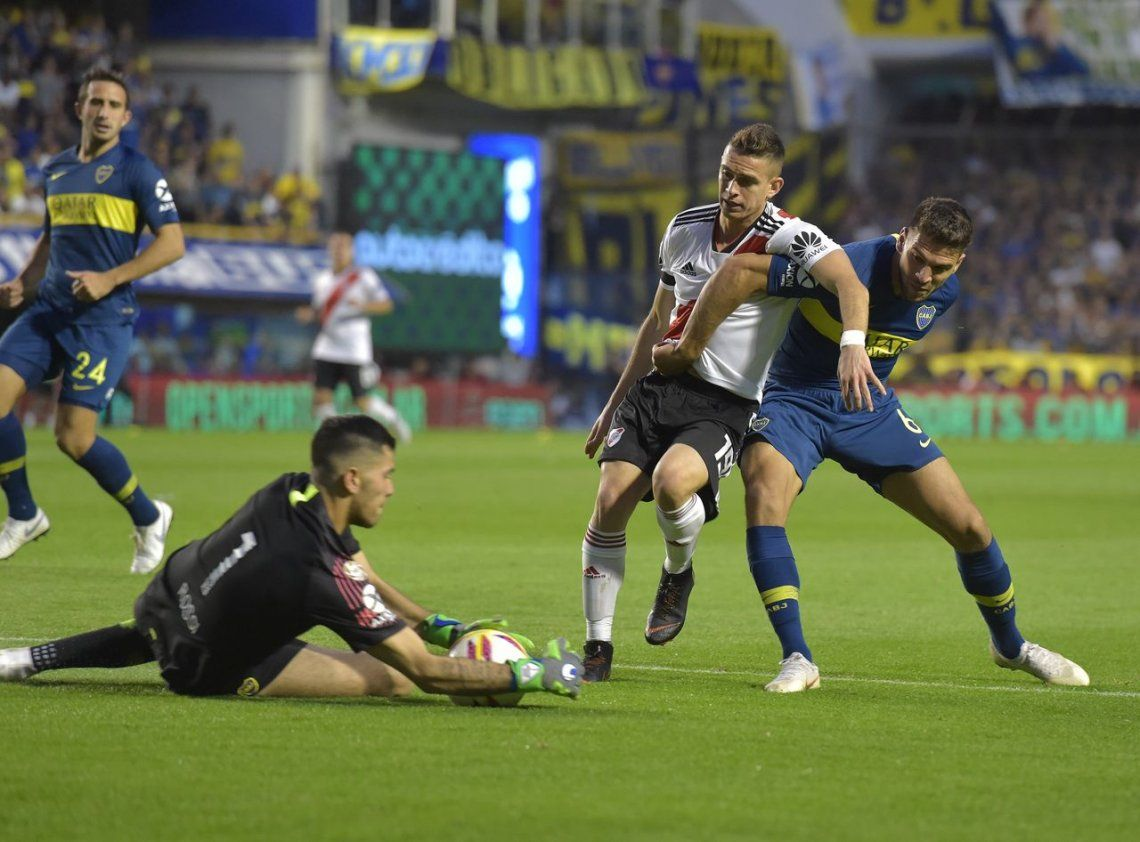 Copa Libertadores: Conmebol informó que la final es Boca-River y el arbitro de la ida será Roberto Tobar