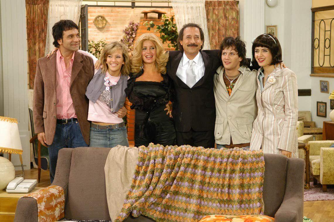 Ahora sí: firmó Flor Peña y habrá Casados con Hijos en el teatro