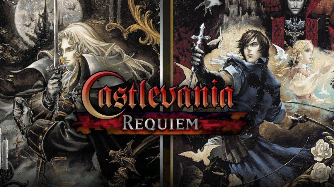 Reseña | Castlevania Requiem: el regreso de Drácula remasterizado