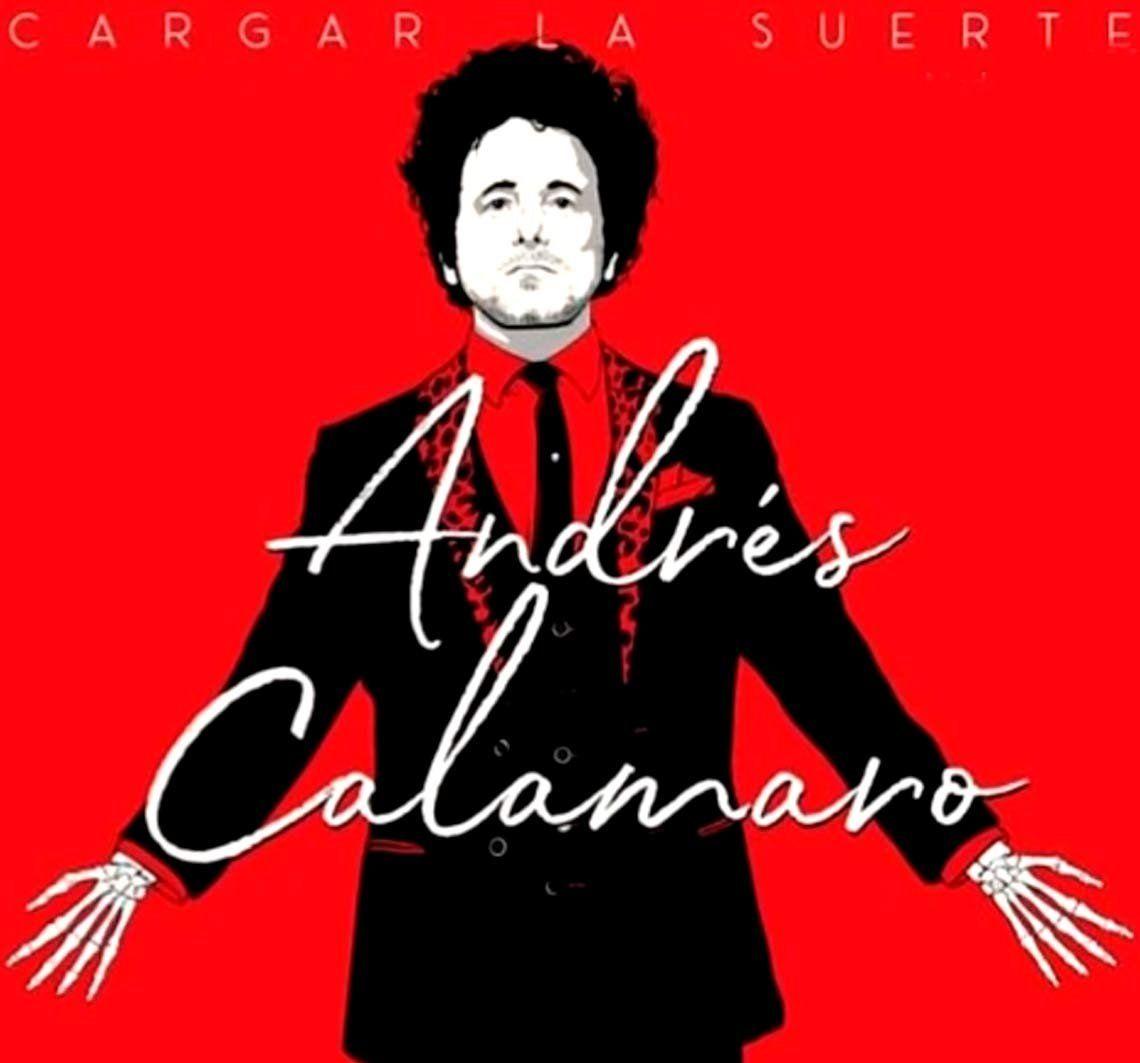 Andrés Calamaro, de gira por Argentina: sus fechas confirmadas