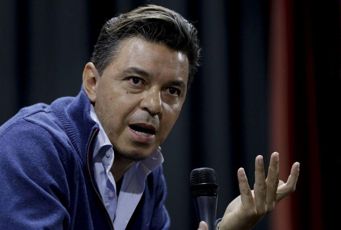 Gallardo: No hay argumentos para invalidar lo que hemos logrado en la cancha