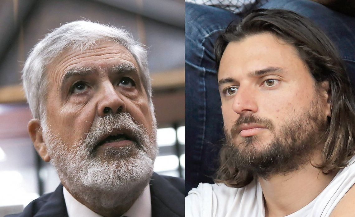 dJulio de Vido y Juan Grabois