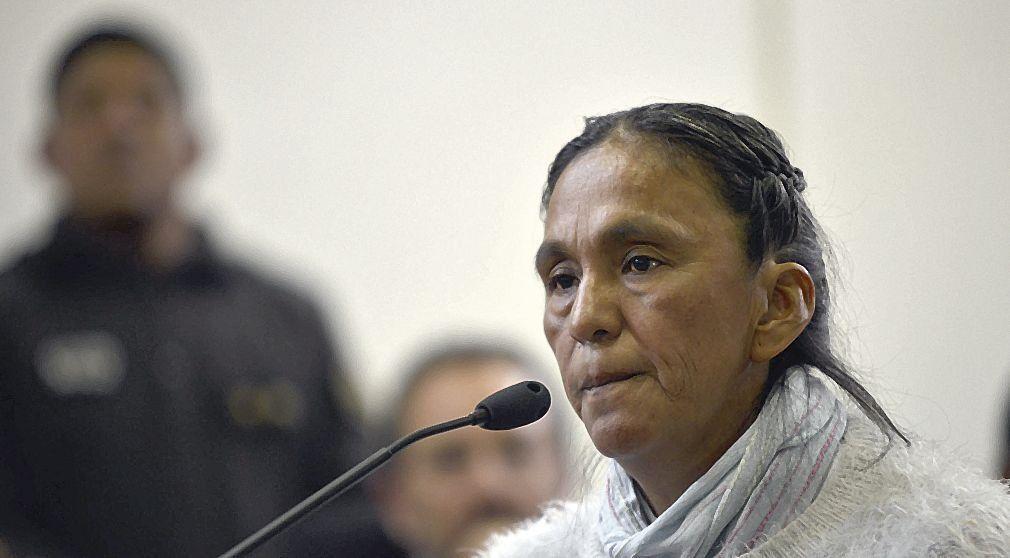 dUn revés judicial para Milagro Sala.