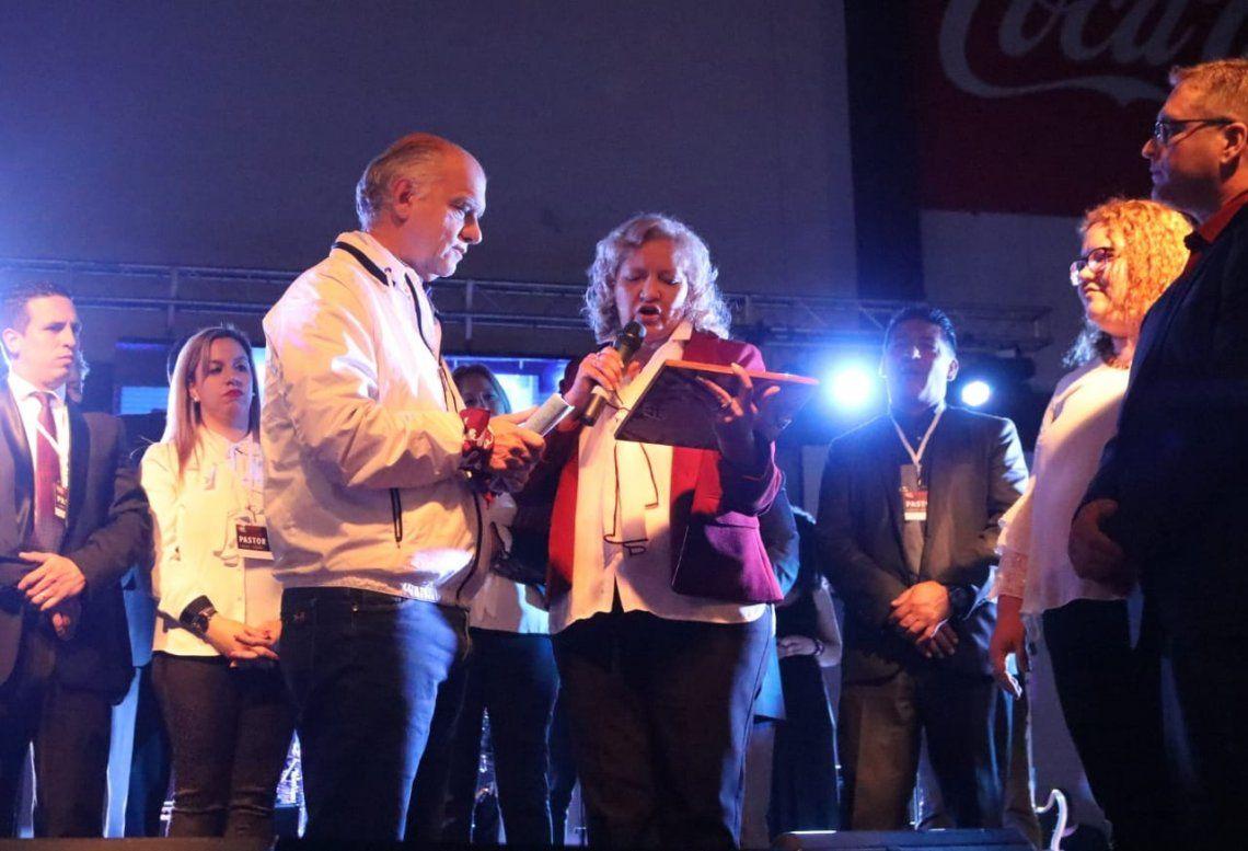 Iglesias evangélicas celebraron su día en Lanús