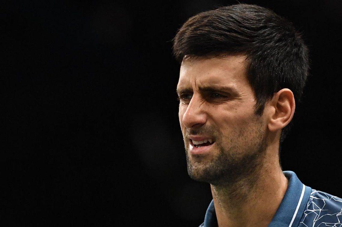 Djokovic perdió en la final en París, pero igual mañana será N° 1 del mundo