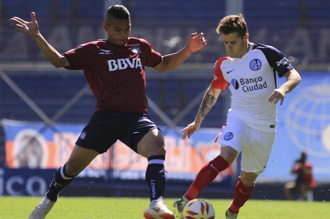 San Lorenzo no levanta: perdió con Talleres y espera con los brazos abiertos a Jorge Almirón