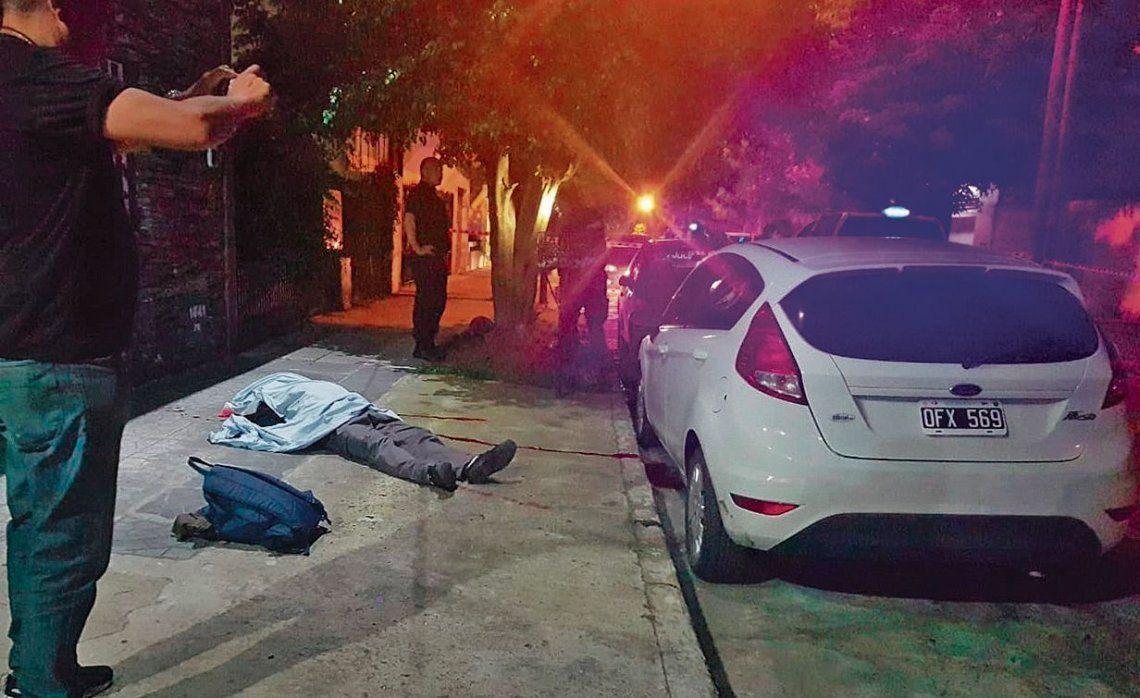 Vigilador quiso evitar un robo y lo mataron de un tiro en la cabeza