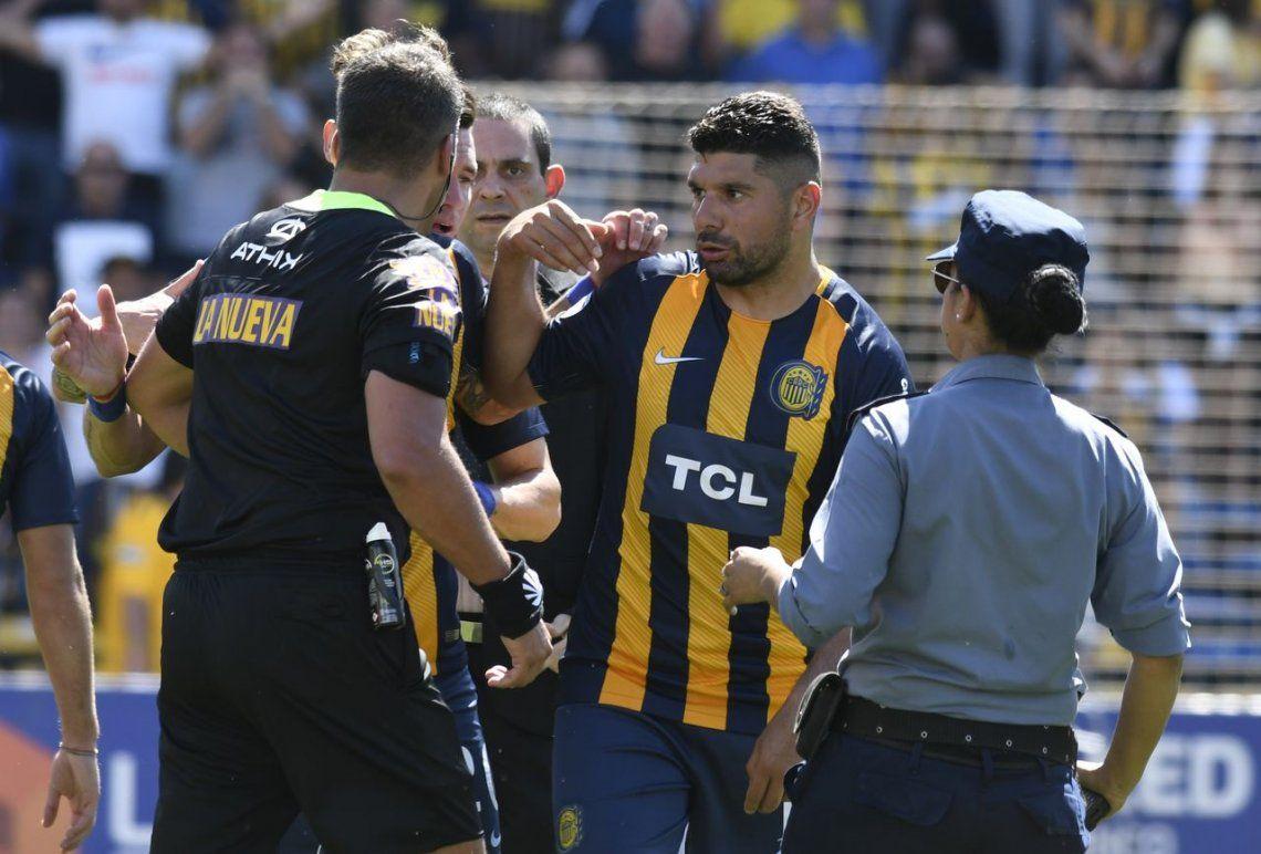Las mejores fotos de la 11° fecha de la Superliga