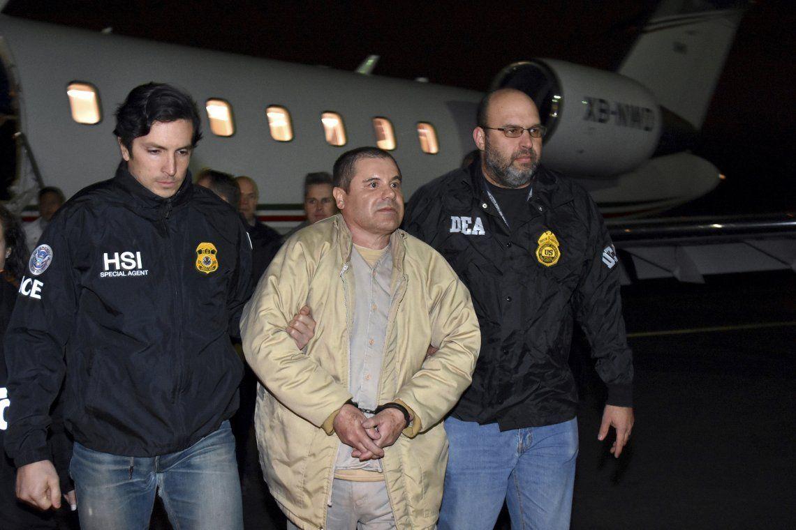 El Chapo Guzmán apela su condena a prisión perpetua en Estados Unidos