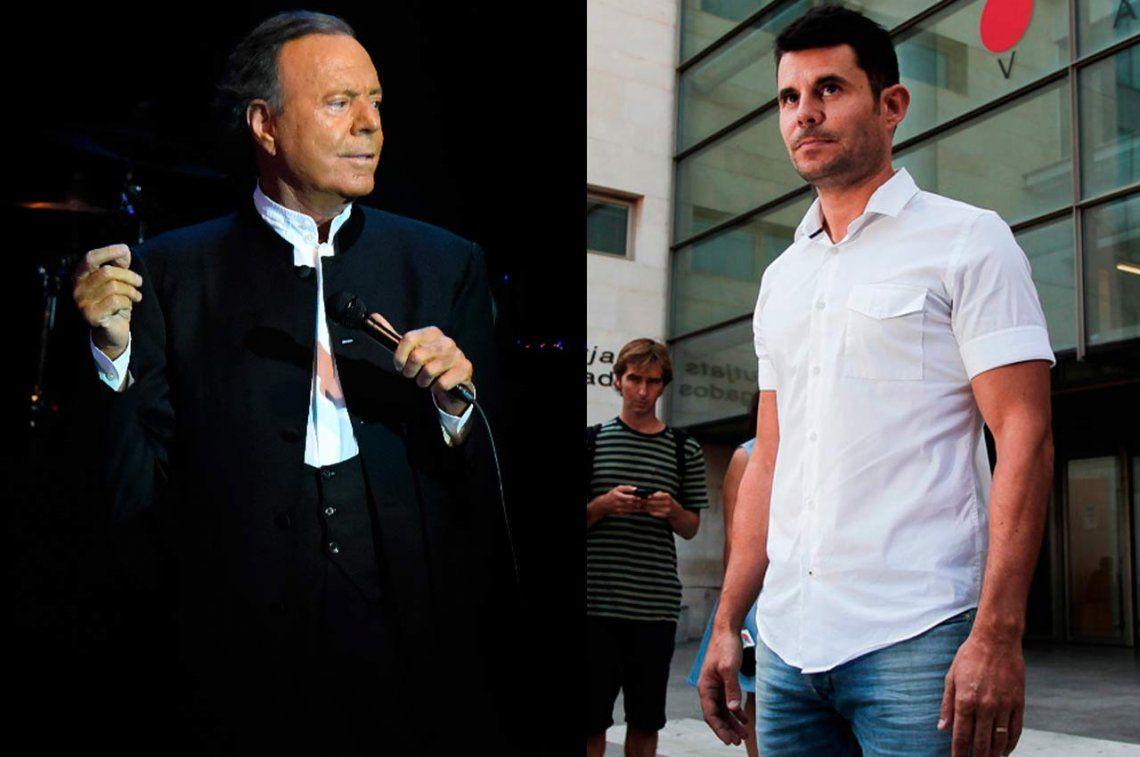 Un presunto hijo de Julio Iglesias pedirá exámen de ADN