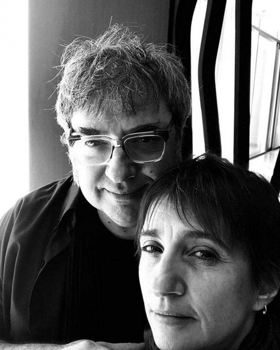 Hilda Lizarazu justificó la tocada de cola de Lito Vitale