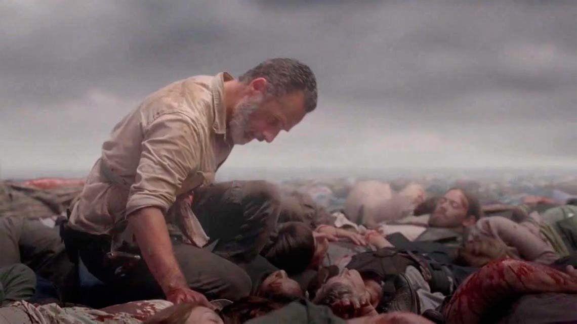 The Walking Dead: anuncian que Andrew Lincoln volverá en una película para TV