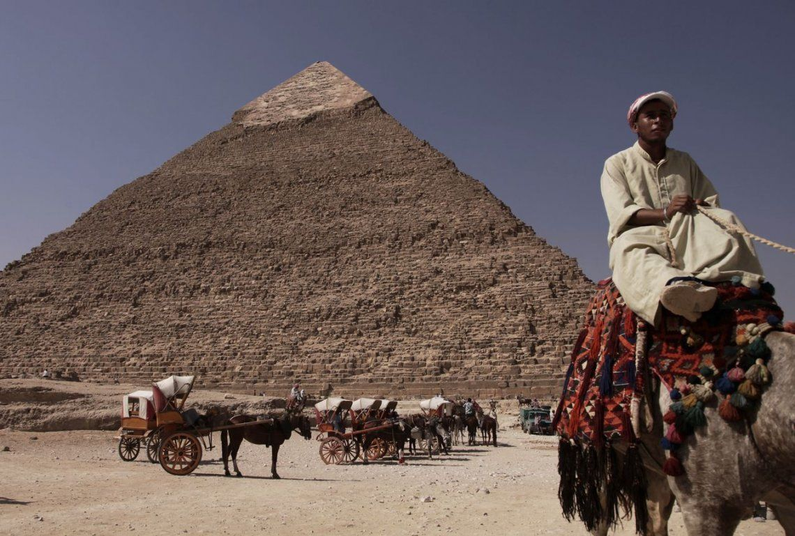 Pirámides de Egipto: un importante hallazgo revelaría cómo se construyeron