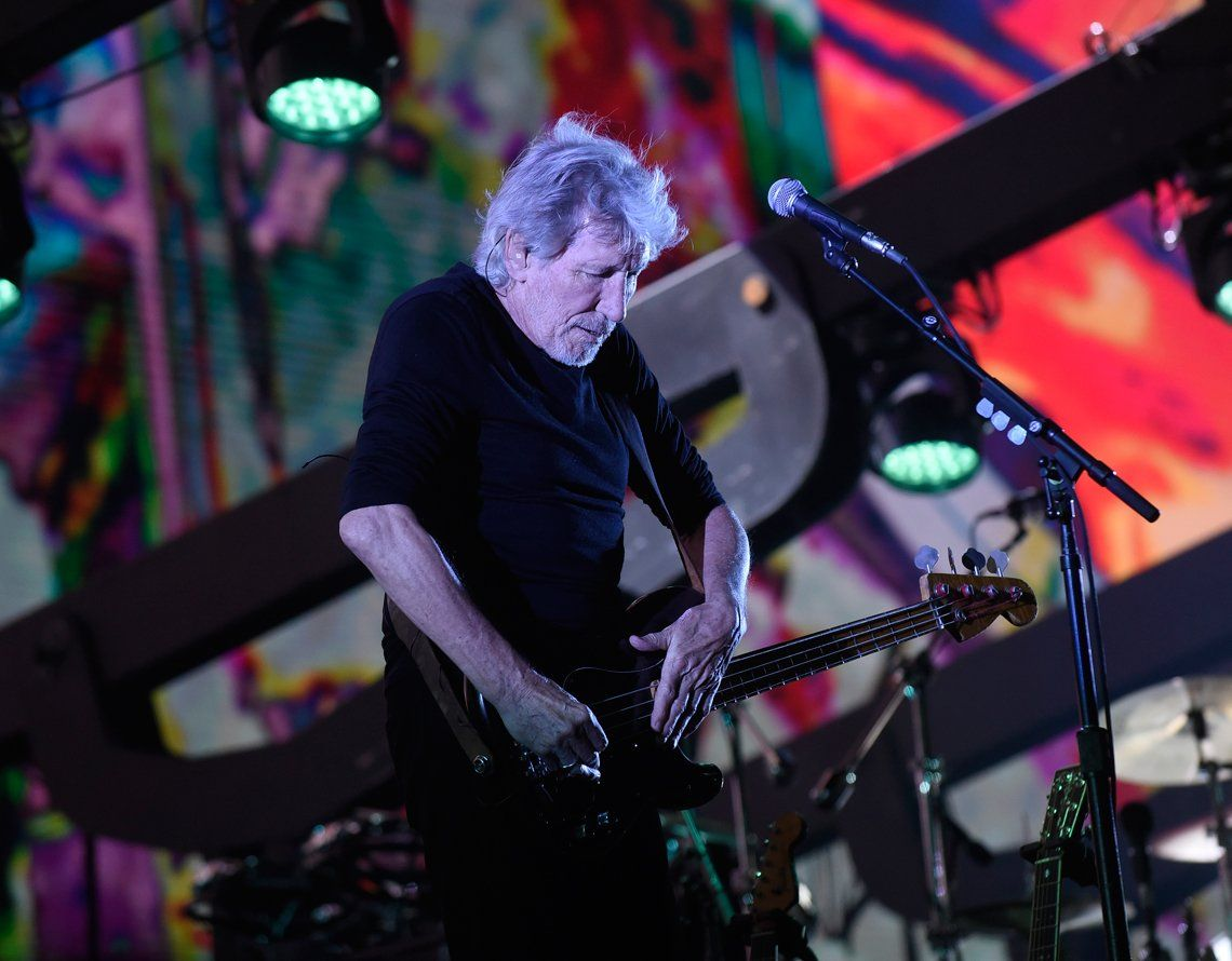 Roger Waters hizo vibrar el Estadio Único de La Plata