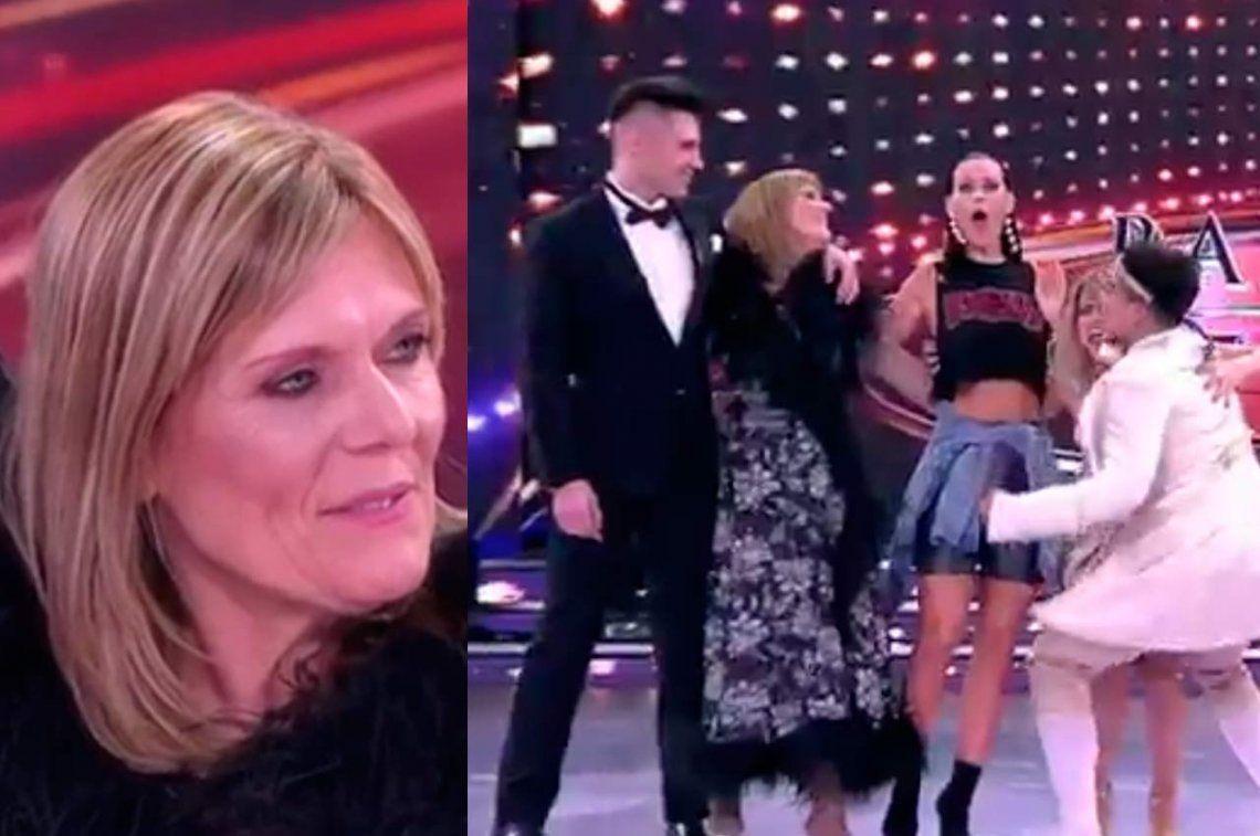 La mamá de Laurita Fernández, eliminada del Bailando 2018