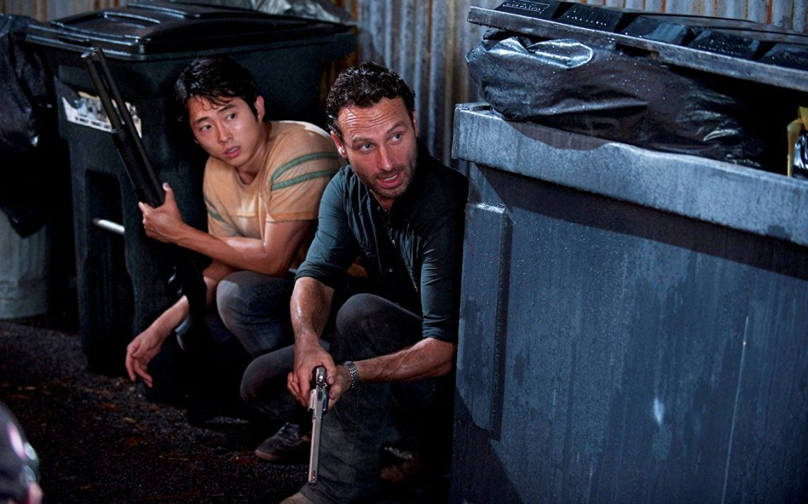 The Walking Dead: Andrew Lincoln reflexiona sobre la muerte de Glenn