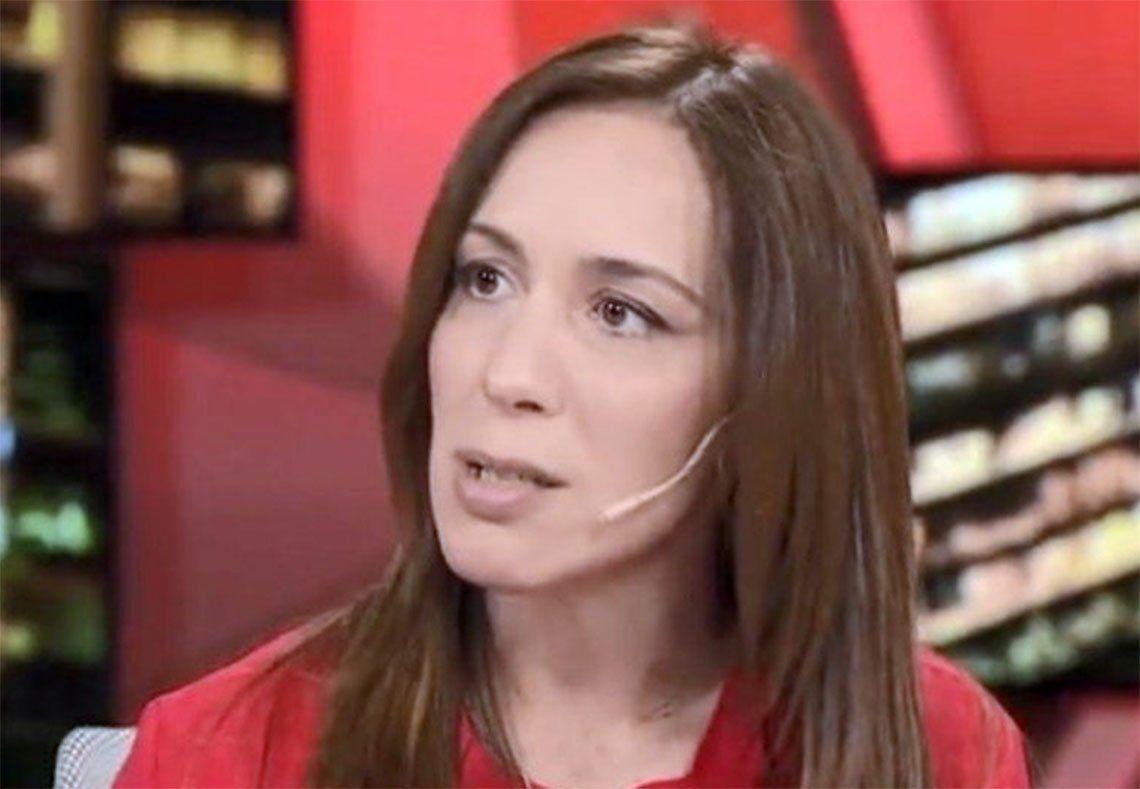 María Eugenia Vidal: Todavía no definí mi candidatura para 2019