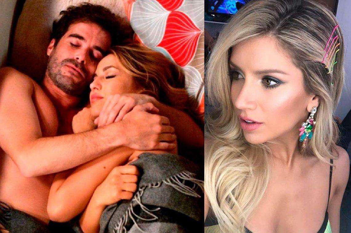 ¡Escándalo¡ Laurita Fernández, enfurecida por una foto promocional con Nicolás Cabré y Flor Vigna