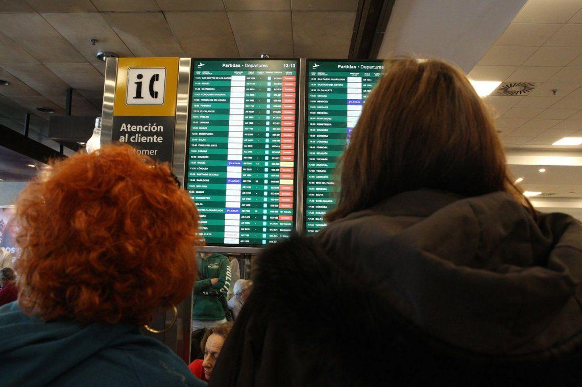 Aerolíneas Argentinas: por qué pararon los aeronáuticos
