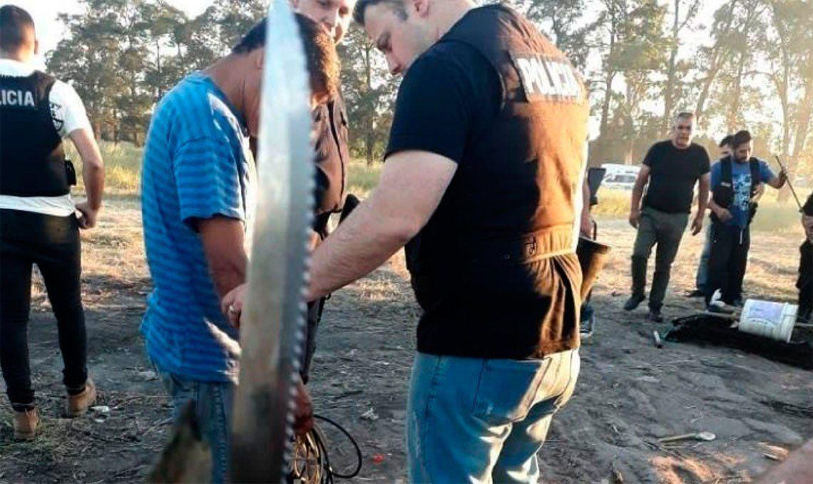 Florencio Varela: batalla campal con lanzas tumberas por toma de tierras