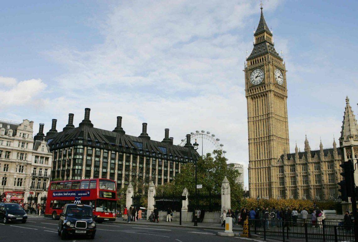 Reino Unido advierte sobre posibles ataques terroristas en Argentina