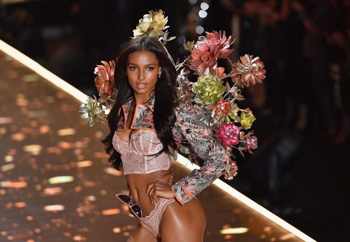 El desfile de Victorias Secret 2018, en 40 fotos