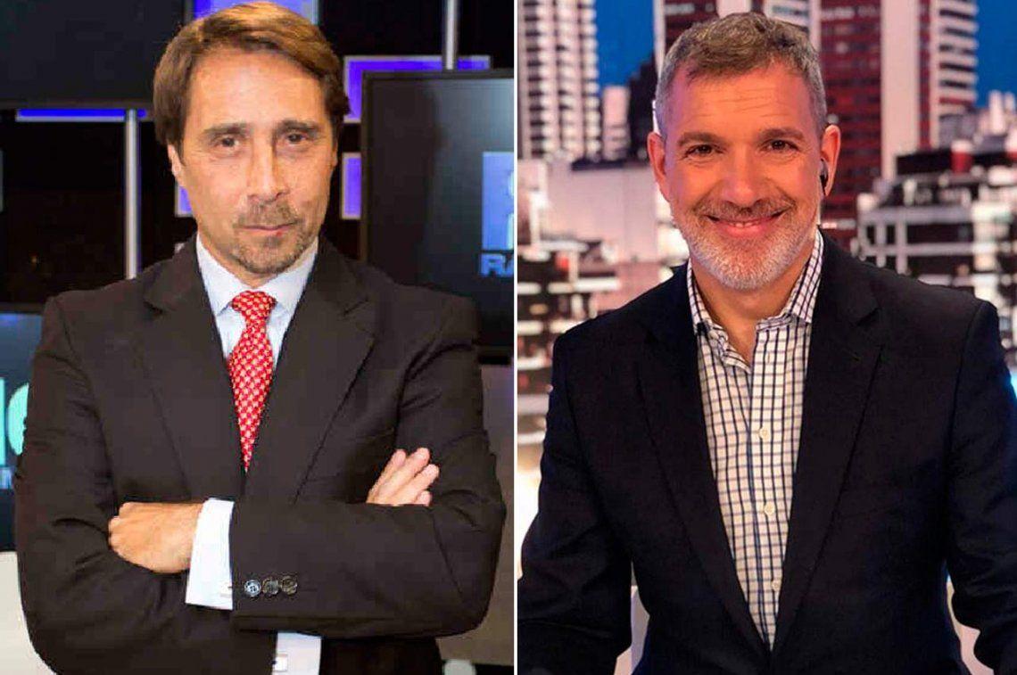 Eduardo Feinmann, durísimo con las declaraciones de Pablo Duggan sobre El Caso Nisman