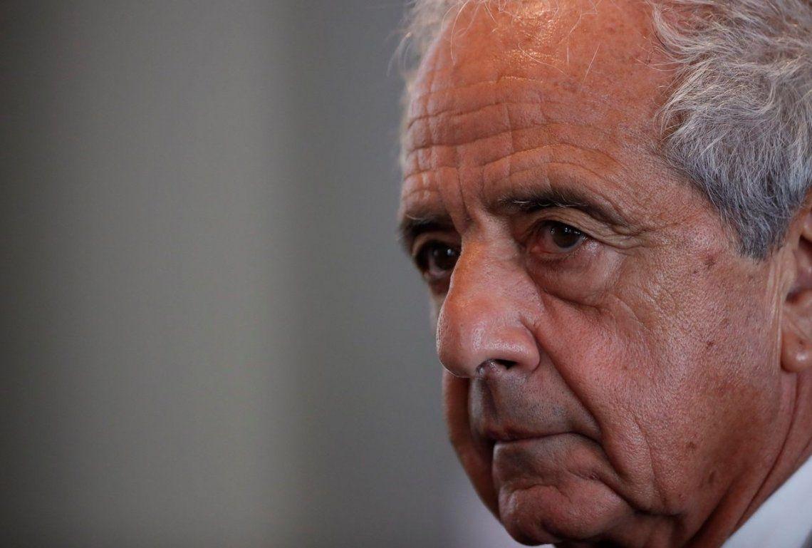 Rodolfo DOnofrio, por la crisis económica: Hoy es inviable remodelar o construir un estadio