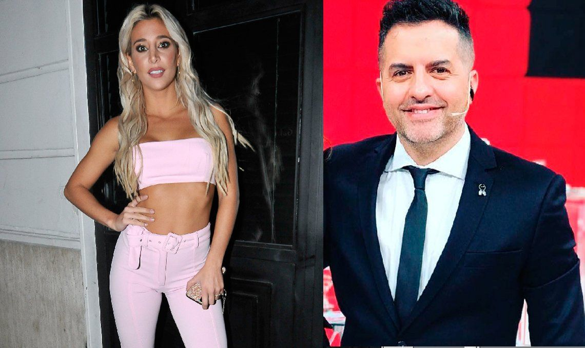 Sigue la guerra tuitera entre Sol Pérez y Ángel De Brito: en el fondo del tarro de la vulgaridad