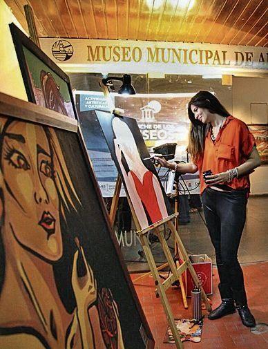NUEVA EDICION DE LA NOCHE DE LOS MUSEOS