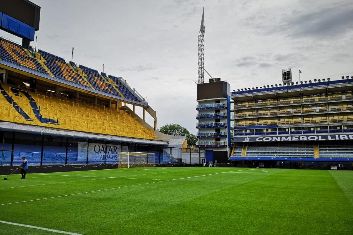 Amenaza de bomba en la Bombonera: evacuaron a todo el personal del estadio de Boca
