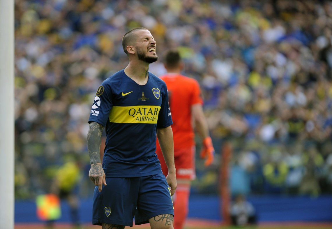 Video | Boca - River: La tapada salvadora de Armani frente al Pipa Benedetto