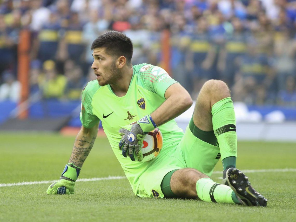 El uno por uno de Boca en la final de la Libertadores: Rossi, fundamental