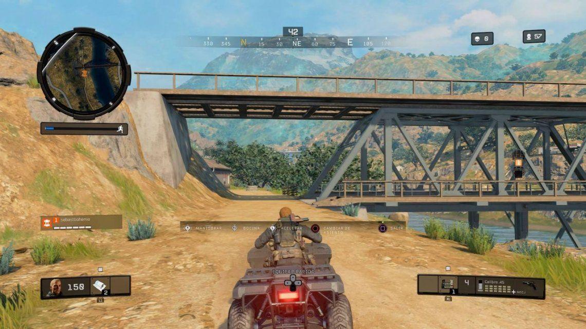 Call of Duty apuesta de lleno por los Battle Royale en Black Ops 4