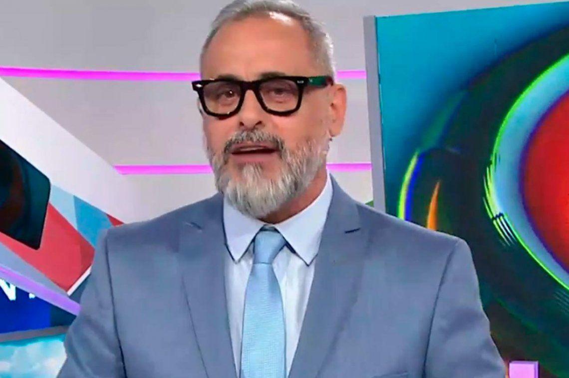 Jorge Rial siente que se está cerrando un ciclo en Intrusos