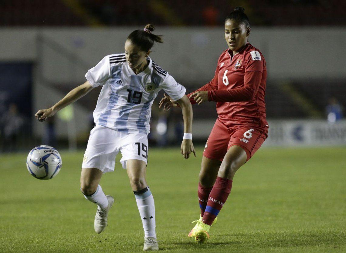 La clasificación al Mundial de la Selección Femenina, en fotos