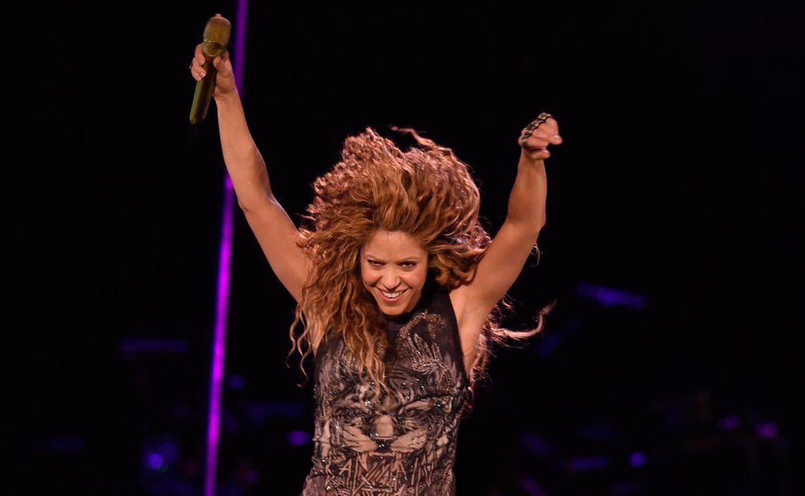 España: acusan a Shakira de haber evadido impuestos por 14 millones de euros