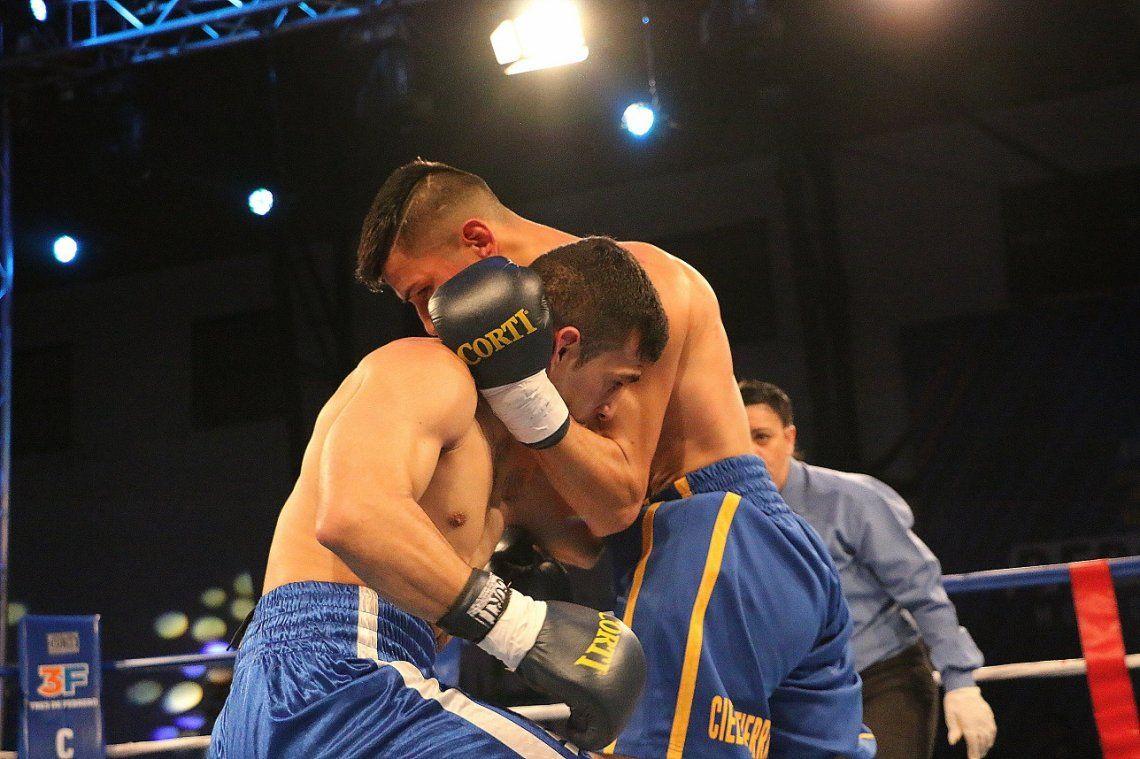 Se viene una nueva velada de boxeo social en Caseros