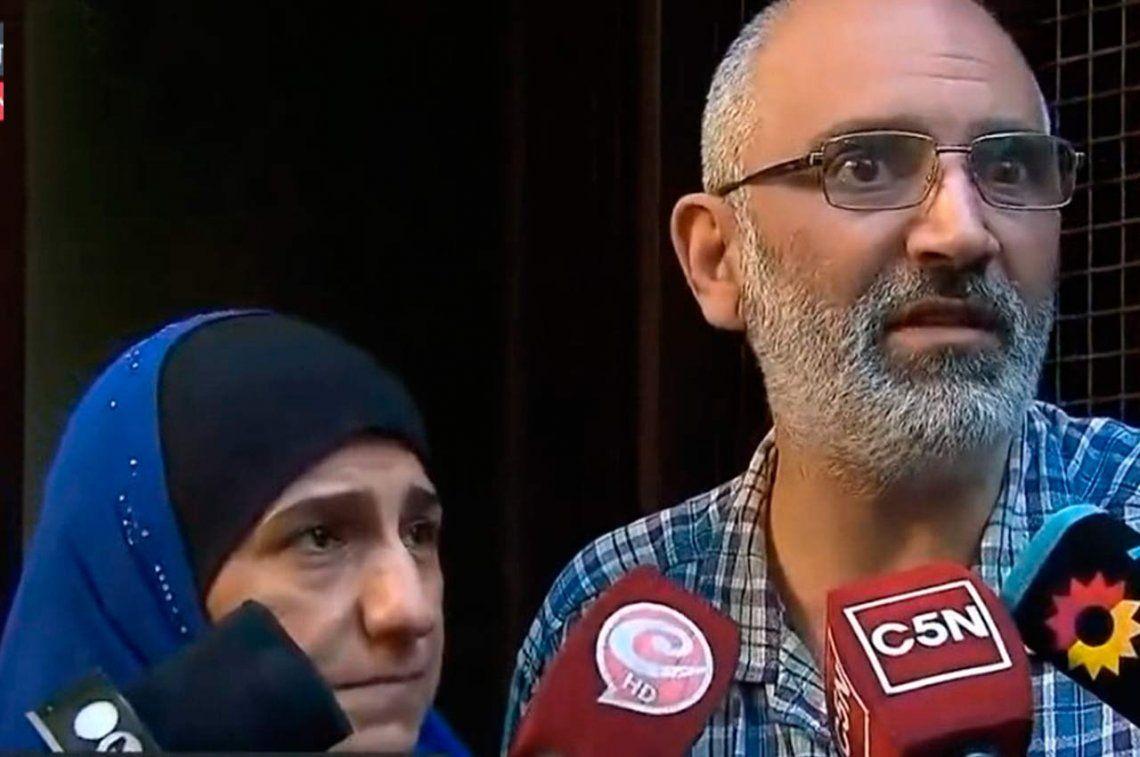 Hablaron los padres de los supuestos terroristas de Hezbollah: Las armas son herencia de mi abuelo