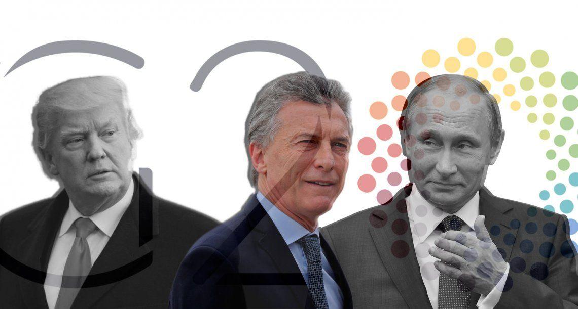 Infografía | La Seguridad del G20: más de 1000 custodios por presidente y otros impactantes números