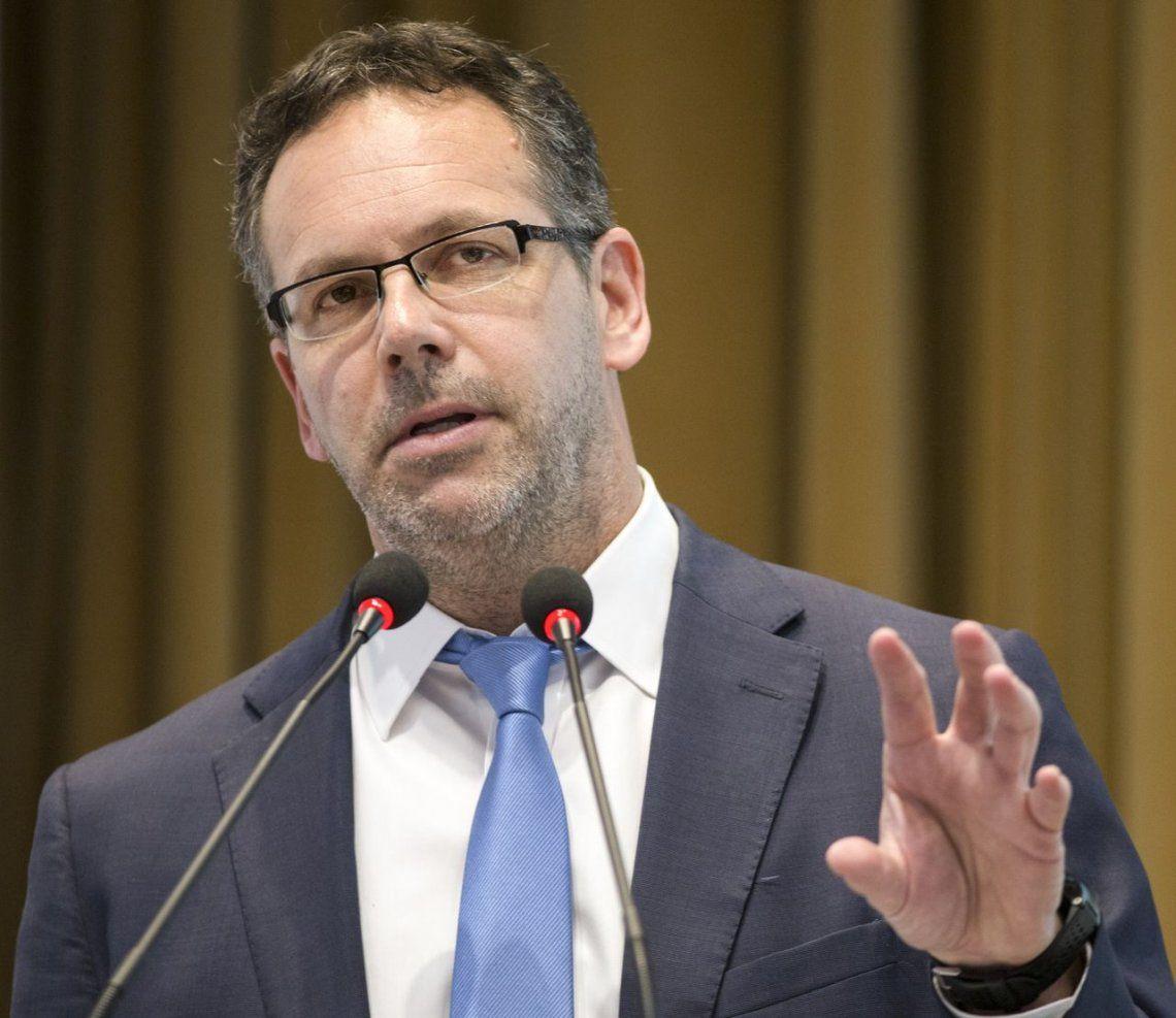 Banco Central: Guido Sandleris aseguró que la inflación seguirá bajando