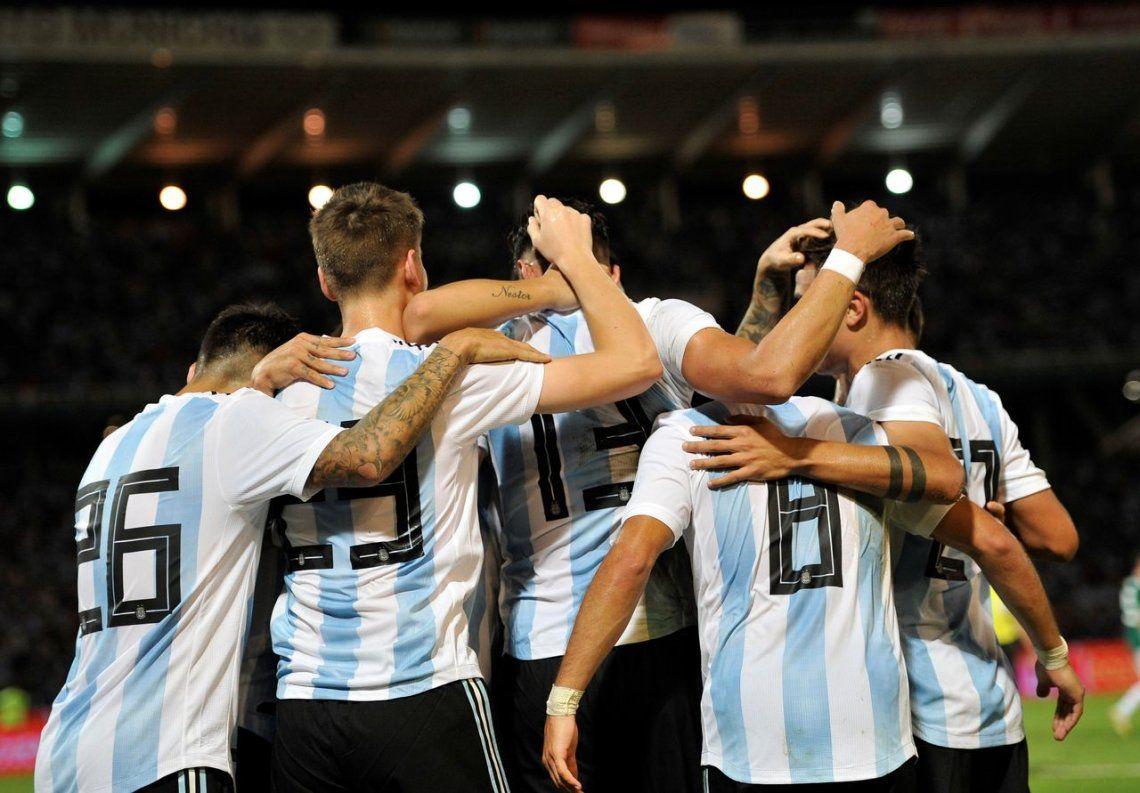 Se filtraron imágenes de la nueva camiseta de la Selección Argentina para la Copa América
