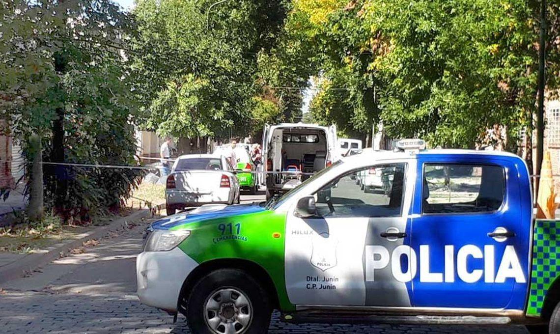 Doble femicidio en Junín: detienen a un joven acusado de haber degollado a su madre y a su abuela