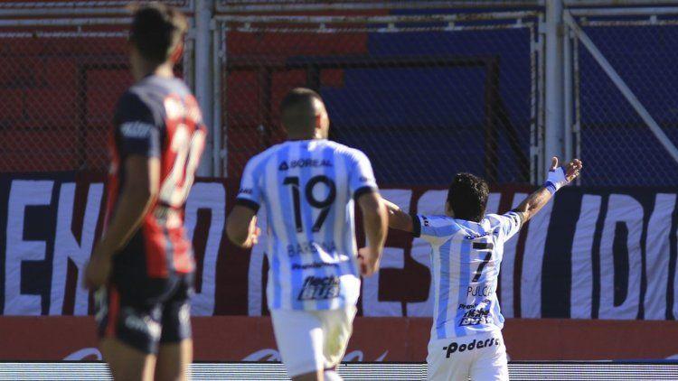 San Lorenzo sufrió otro golpe ante un Atlético Tucumán que ya es sensación