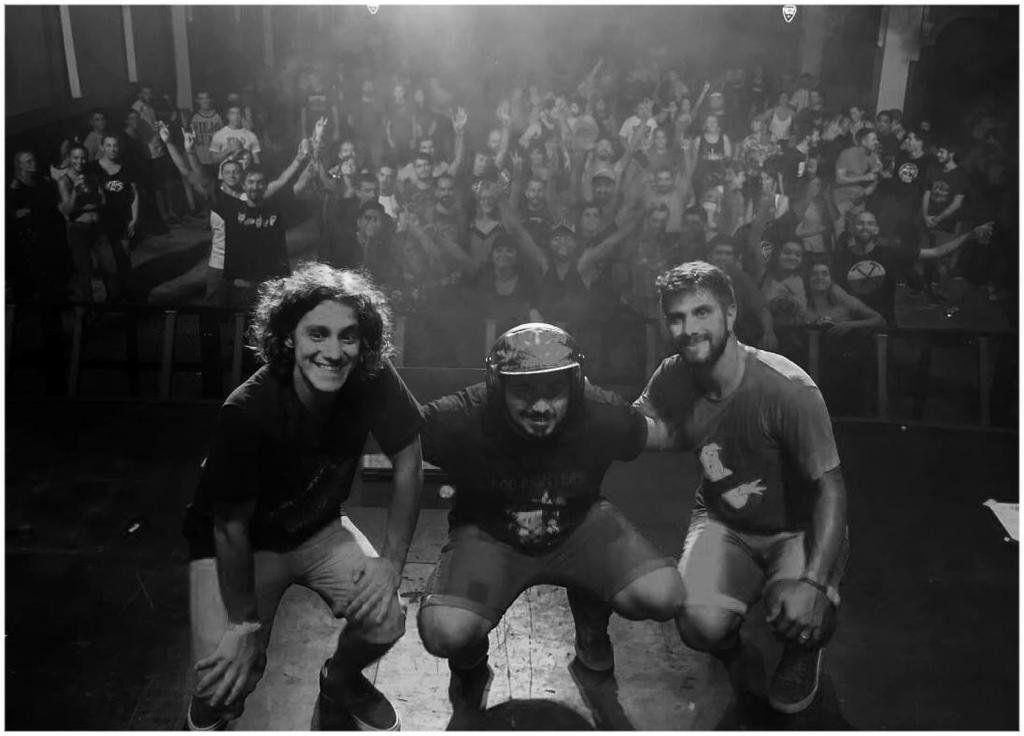 El Hijo del Medio presenta su segundo disco en La Trastienda