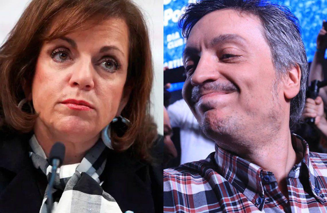 Sobreseyeron a Máximo Kirchner y Nilda Garré por el caso de sus presuntas cuentas secretas en el exterior