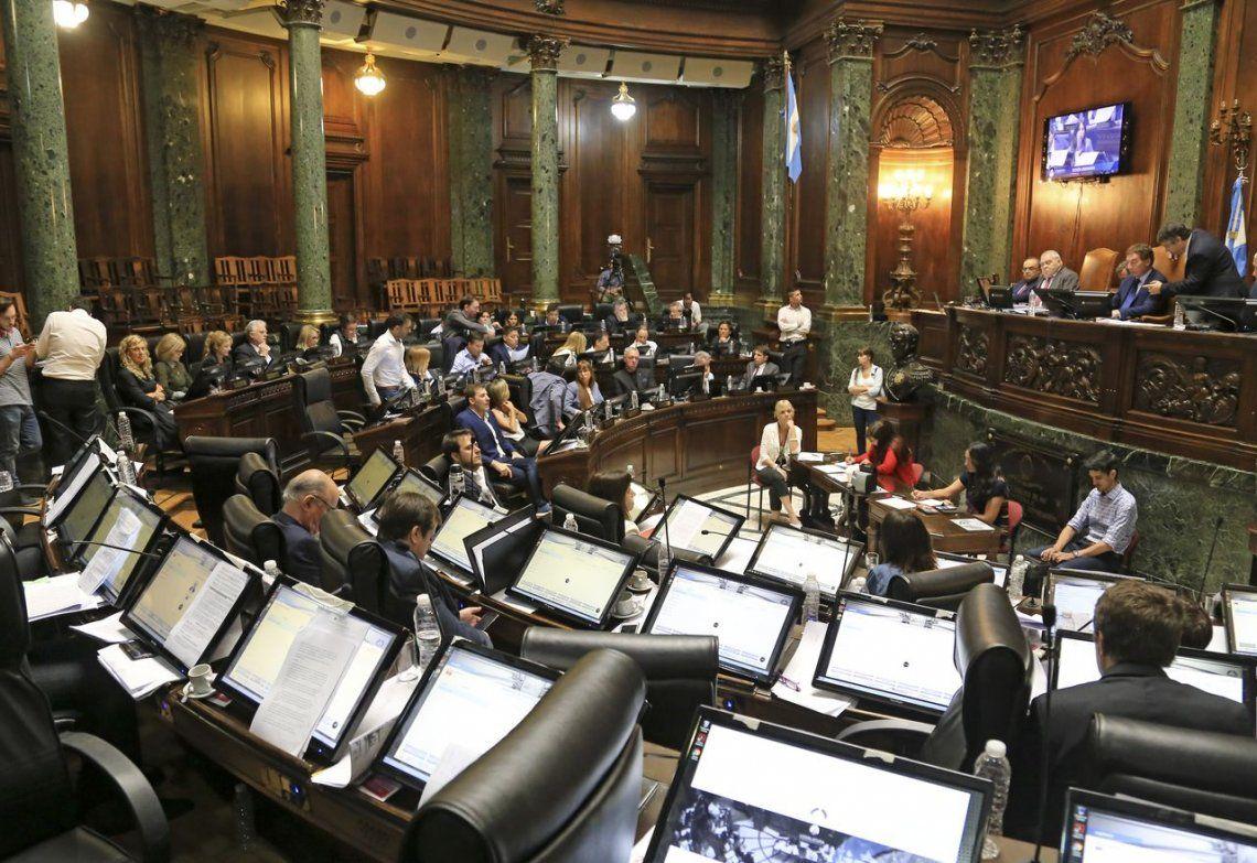 La Legislatura porteña aprobó la ley de Emergencia Económica de la Ciudad