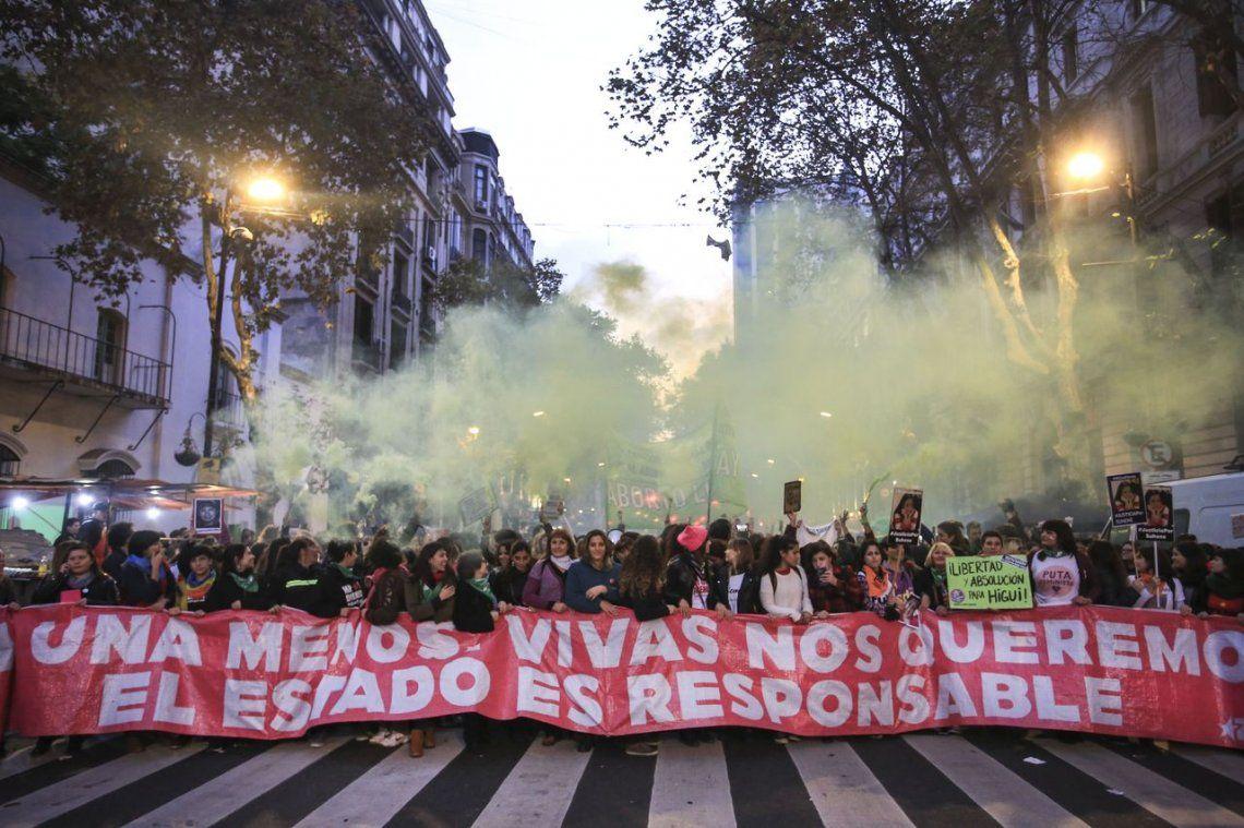 #NiUnaMenos | Presentan el Registro Nacional de Femicidios en el Congreso