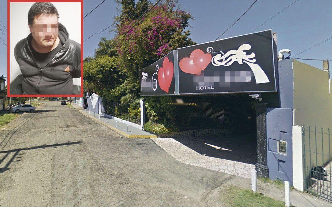 Quilmes: intentó violar a su hija de 12 años en un hotel alojamiento