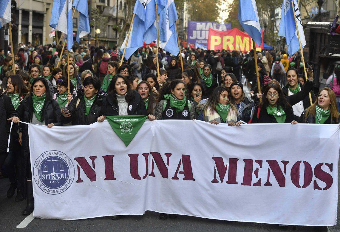 Hay un femicidio cada 36 horas en la Argentina: 24 hechos en lo que va de 2019